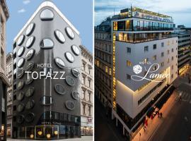 Hotel Topazz & Lamée, hotel in Vienna