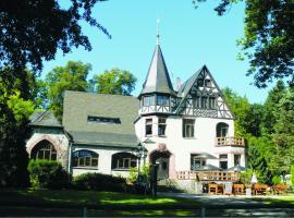 Oberwaldhaus, hôtel à Darmstadt