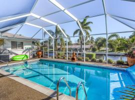 The Coral House, Hotel mit Whirlpools in Cape Coral
