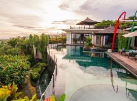 Luxury Clifftop Villas of Bali, hotel near Pandawa Beach, Nusa Dua