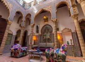 Riad Zeina, riad in Rabat