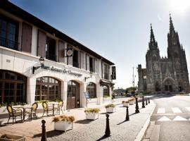 Armes de Champagne, hotel in Chalons en Champagne