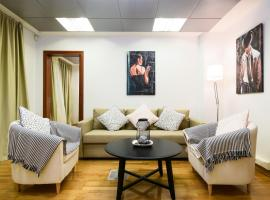 NK Suites in the city center, hotel near Museum of Cycladic Art, Athens