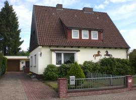 Haus Gunda, Ferienwohnung, Ferienwohnung in Schneverdingen
