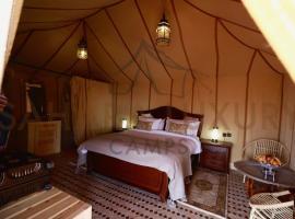 Sahara Luxury Camp, campground in Merzouga