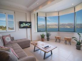 Loggos view apartments, apartment in Lixouri