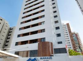 Hotel Adrianópolis All Suites, отель в Манаусе