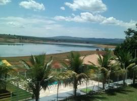 Recanto de Furnas, pet-friendly hotel in Guapé