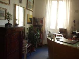 Albergo Cavour, hotel near PalaLivorno, Livorno