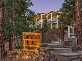 Sheridan House Inn- Adult Only Accommodation, vacation rental in Williams