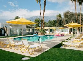 The Monkey Tree Hotel, resort in Palm Springs