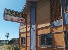 Nights Inn Motel, hotel near Paramount Theater, Oakland