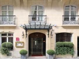 Best Western Premier Trocadero La Tour, hotel near Rue de la Pompe Metro Station, Paris