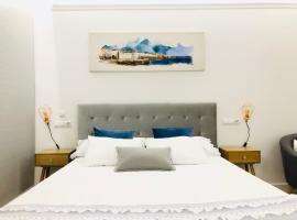 LOFT CENTRE SANTANDER, hotel near Menendez Pelayo Library, Santander