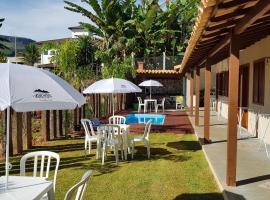 Pousada Paraíso Mineiro, guest house in Capitólio