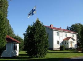 Firelake Guest House and Camping, guesthouse Ylivieskassa