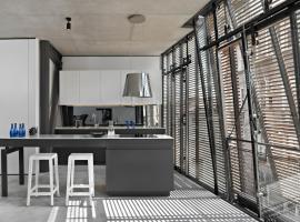Nisos Flats 25, apartment in Istanbul