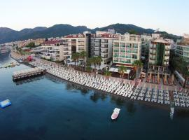 Poseidon Hotel - Adult Only, отель в Мармарисе