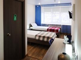 Seven NN-HOTELS, отель в Нижнем Новгороде