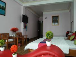 Chau A Hotel, hotel in Hải Dương