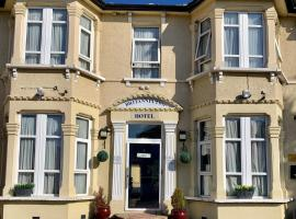 Britannia Inn Hotel, hotel en Ilford