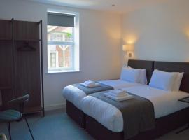 Q8 Boutique Hotel, hotel in Portsmouth