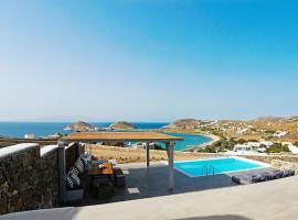 Villa Angelika by Mykonos Luxury, hotel in Kalafatis
