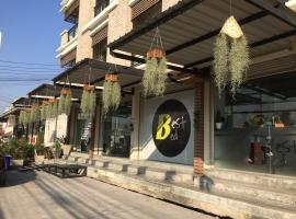 Best Bed Suvarnabhumi, accessible hotel in Lat Krabang