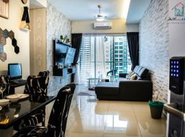 J&J Vacation Home@Parkland Residence, apartment in Malacca