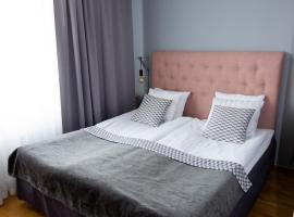 Livin City Hotel, hotel in Örebro