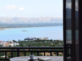 Studios Maniati, accessible hotel in Elafonisos