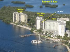 Harbour Tower 413 Sanibel Harbour, apartment in Fort Myers