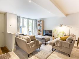 Traditional 3-Bedroom House in Central Edinburgh, apartment in Edinburgh