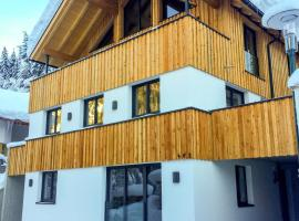Chalet See Tirol - Ischgl/Kappl, lodge in See