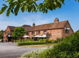 Kingswell Hotel & Restaurant - Boutique Hotel, hotel in Didcot