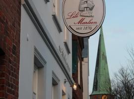 Hotel Lili Marleen, viešbutis Travemiundėje