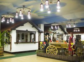 Отель Гнездо Беркута, отель в Сургуте