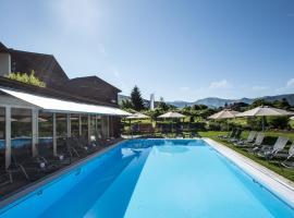 Lindner Parkhotel & Spa Oberstaufen, отель в Оберштауфене