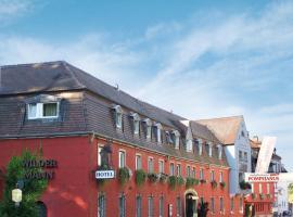 Hotel Wilder Mann, hotel in Aschaffenburg