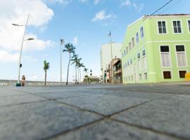 Mar à Vista Hostel, hostel in Salvador