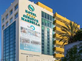 Senator Marbella Spa Hotel, hotel in Marbella