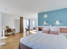 Hôtel des Patients, hôtel à Lausanne