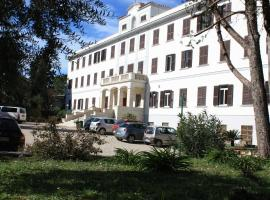 Villa Monte Mario, hotel a Roma