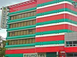Eurotel Pedro Gil, отель в Маниле