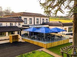 Springfield Hotel & Restaurant, hotel near Ewloe Castle, Halkyn