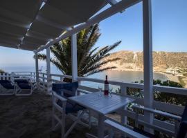 Agia Kyriaki Studios, hotel near Psaravolada Beach, Agia Kiriaki Beach