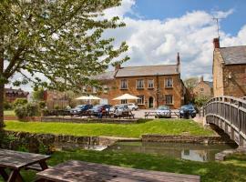 Nevill Arms Inn, hotel near Kelmarsh Hall, Medbourne