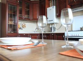 Апартаменты недалеко от аэропорта, апартаменты/квартира в Краснодаре