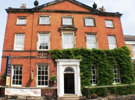 The Bank House Hotel, hotel near Tutbury Castle, Uttoxeter