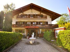 Hotel Quellenhof, Hotel in Bad Wiessee
